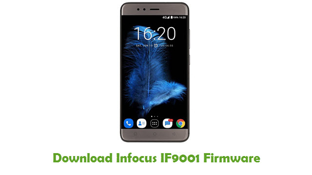 Download Infocus IF9001 Firmware