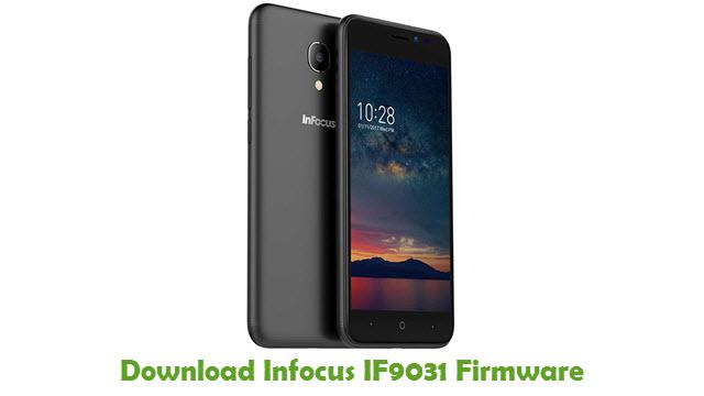 Infocus IF9031 Stock ROM