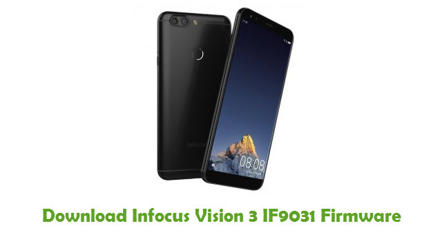 Download Infocus Vision 3 IF9031 Firmware