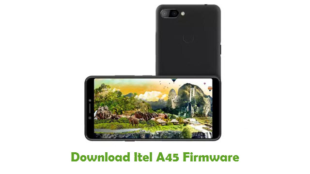 Download Itel A45 Firmware