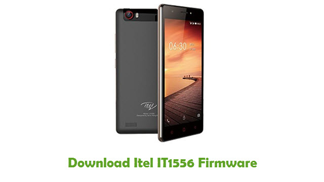 Download Itel IT1556 Firmware