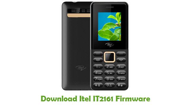 Download Itel IT2161 Firmware