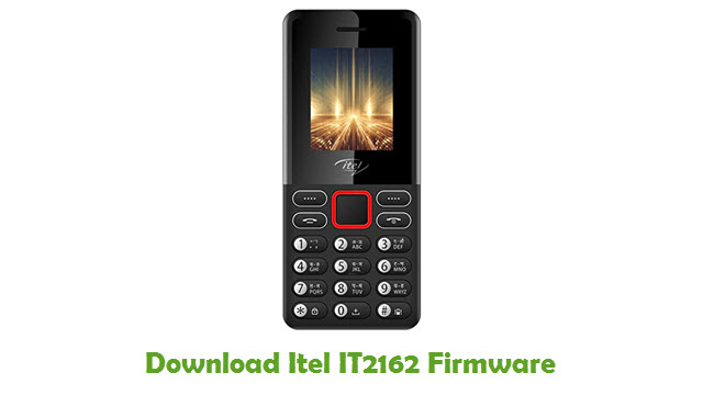 Download Itel IT2162 Firmware