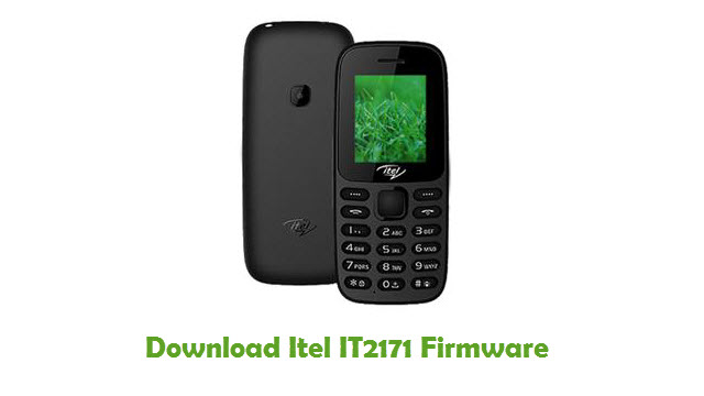 Download Itel IT2171 Firmware