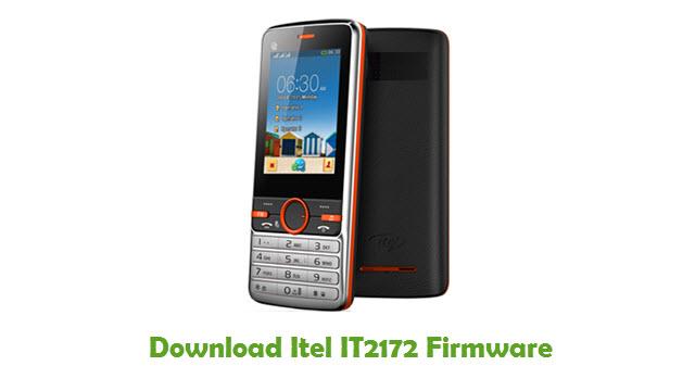 Download Itel IT2172 Stock ROM