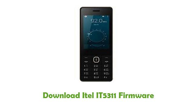 Download Itel IT5311 Firmware