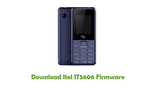 Download Itel IT5606 Firmware
