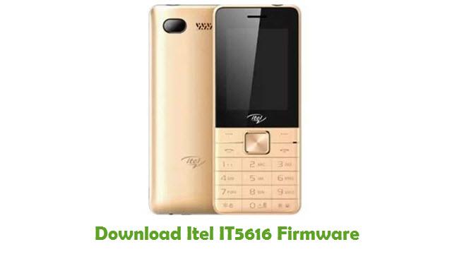 Download Itel IT5616 Stock ROM