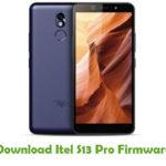 Itel S13 Pro Firmware