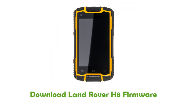 Land Rover H8 Stock ROM
