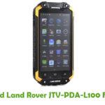 Land Rover JTV-PDA-L100 Firmware