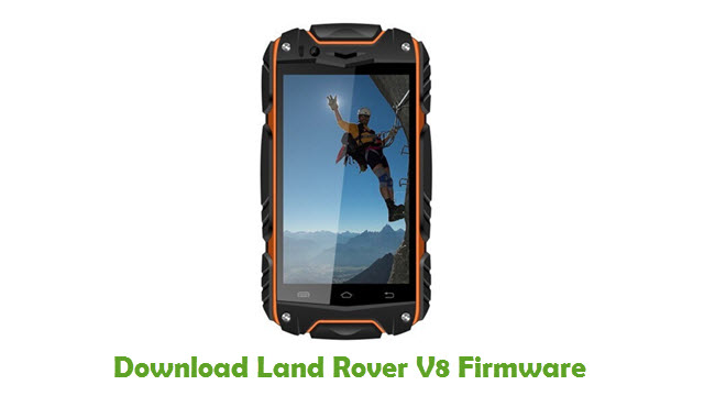 Download Land Rover V8 Stock ROM