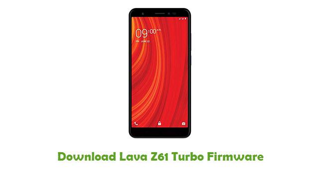 Lava Z61 Turbo Stock ROM