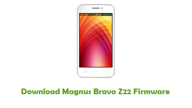 Download Magnus Bravo Z22 Firmware