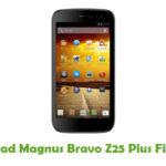Magnus Bravo Z25 Plus Firmware