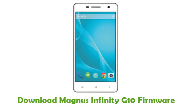 Download Magnus Infinity G10 Firmware