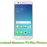 Maximus F3 Plus Firmware