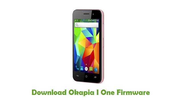 Download Okapia I One Stock ROM
