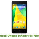 Okapia Infinity Pro Firmware