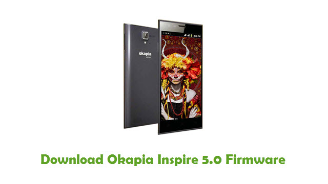Download Okapia Inspire 5.0 Firmware
