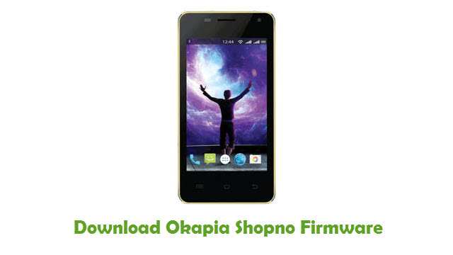 Okapia Shopno Stock ROM