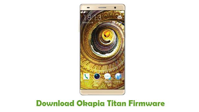 Download Okapia Titan Firmware