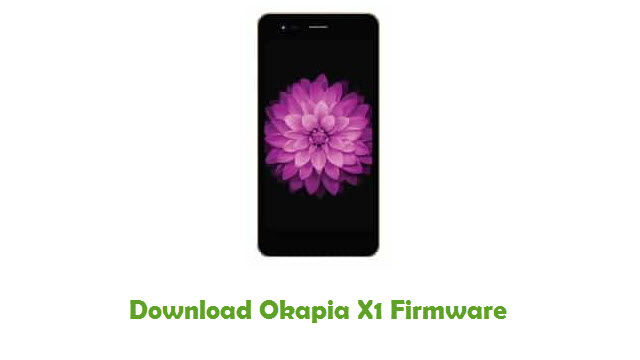 Okapia X1 Stock ROM