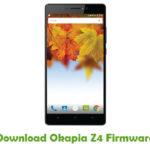 Okapia Z4 Firmware