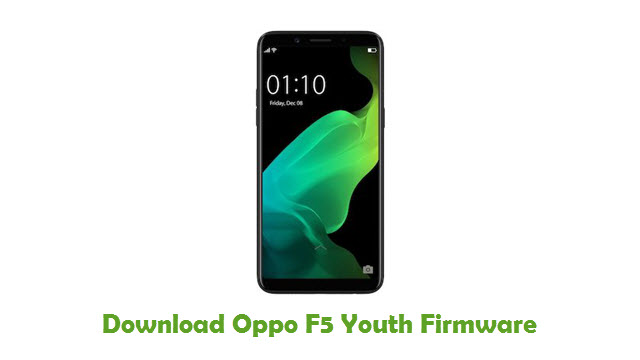 Download Oppo F5 Youth Stock ROM