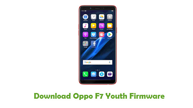 Oppo F7 Youth Stock ROM