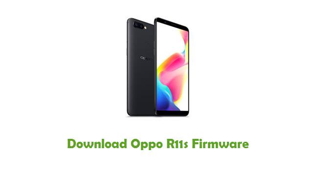 Oppo R11s Stock ROM