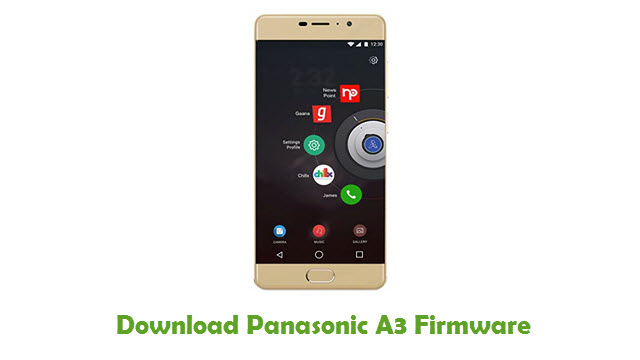 Download Panasonic A3 Firmware