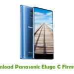 Panasonic Eluga C Firmware