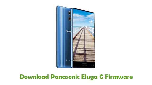 Download Panasonic Eluga C Firmware