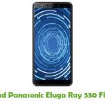 Panasonic Eluga Ray 530 Firmware