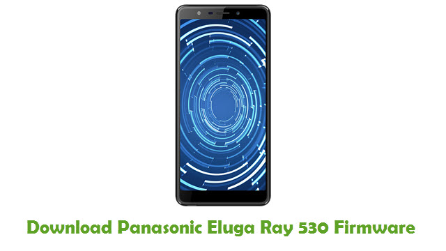 Panasonic Eluga Ray 530 Stock ROM