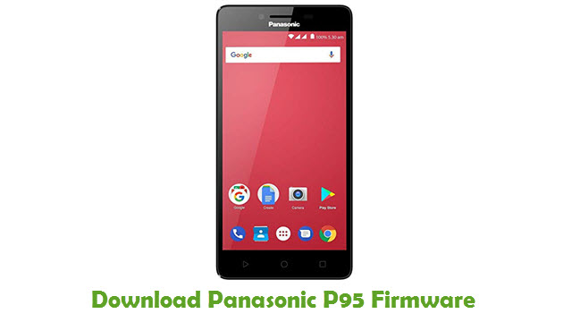 Panasonic P95 Stock ROM
