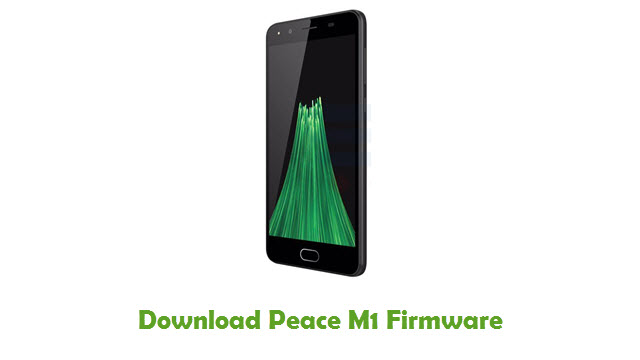 Download Peace M1 Stock ROM
