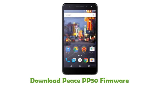 Download Peace PP30 Stock ROM