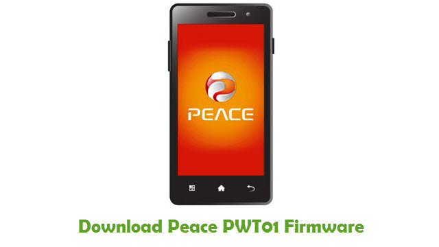 Download Peace PWT01 Stock ROM