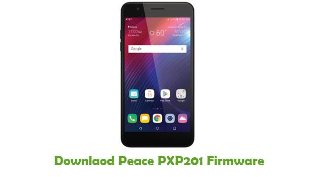 Peace PXP201 Stock ROM
