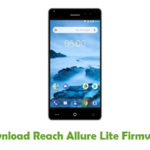 Reach Allure Lite Firmware