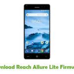 Reach Allure Lite Firmware
