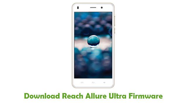 Download Reach Allure Ultra Firmware