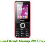Reach Champ V12 Firmware