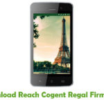 Reach Cogent Regal Firmware