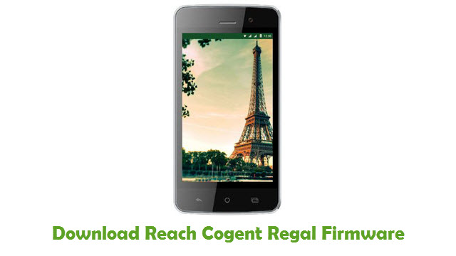 Download Reach Cogent Regal Firmware