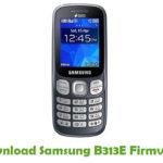 Samsung B313E Firmware