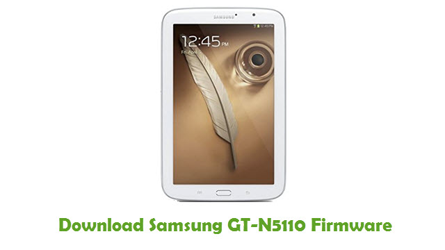 Download Samsung GT-N5110 Stock ROM