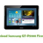 Samsung GT-P5100 Firmware